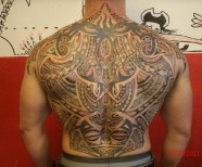 Awesome Back Tattoos For Men
