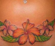 Bikini Tattoos For Women