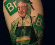 Breaking Bad tattoos