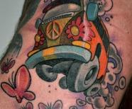 Car tattoos