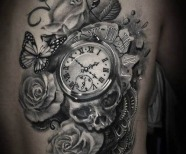 Detailed tattoo
