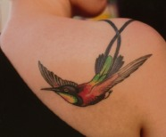 Hummingbird Tattoos Meaning