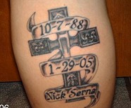 In Loving Memory Tattoos