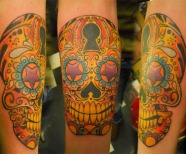 Mexican Skull Tattoo Meaning