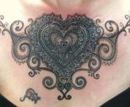 Ornaments design tattoos