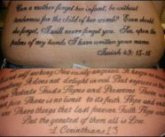 Scripture Tattoos For Girls