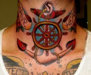 Sweet wheel tattoos
