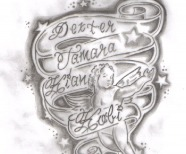 Tattoo Designs For Names