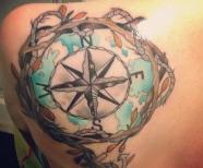 Tattoos by Amanda Leadman