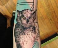 Tattoos by Black and Blue Tattoo, San Frascisco