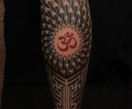 Tattoos by Gerhard Wiesbeck