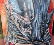 Tattoos by Miroslav Pridal