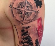 Tattoos by Razvan Popescu