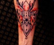 Tattoos by Tyago Compiani