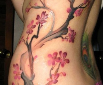 Cherry Tree Tattoo Meaning