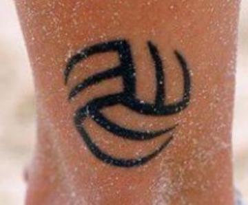 Great sport tattoos
