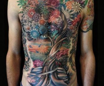 Tattoos by David Allen