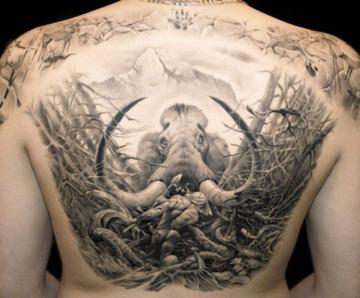 Tattoos by James Tattooart