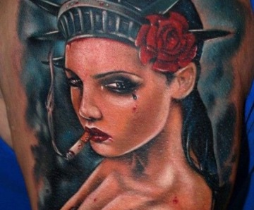 Tattoos by Kyle Cotterman