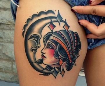 Tattoos by Nick Oaks