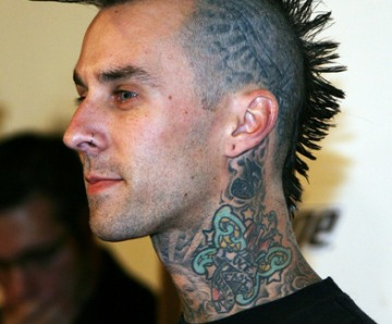 Travis Barker S Tattoos