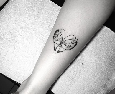 98 Beautiful Butterfly Tattoos