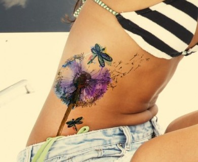 99+ Sensational Flower Tattoos