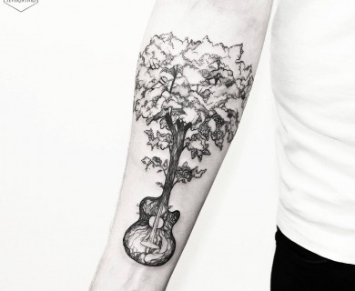 Artist Spotlight: Diana's Magical Nature Tattoos
