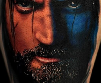 Artist Spotlight: This Lad's Portrait Tattoos Look Alive