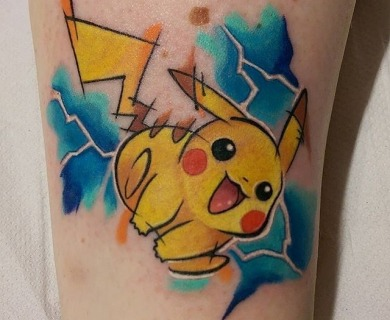 Ink Them All With These 60 Pokemon Tattoos