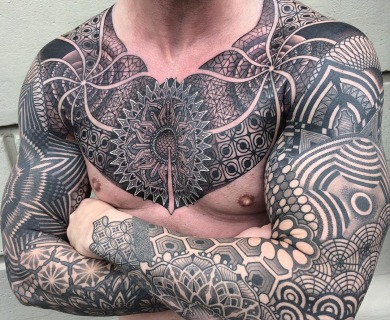 Top 10 Sexiest Tattoos For Men