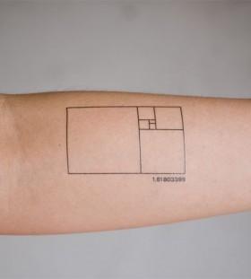 geometric ink minimalistic