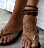 pagan tattoo celtic tree