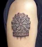 pagan tattoo symbol