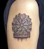 pagan tattoo symbol