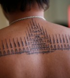 travel tattoo sak yant