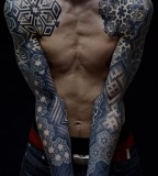 Amazing arm tatto