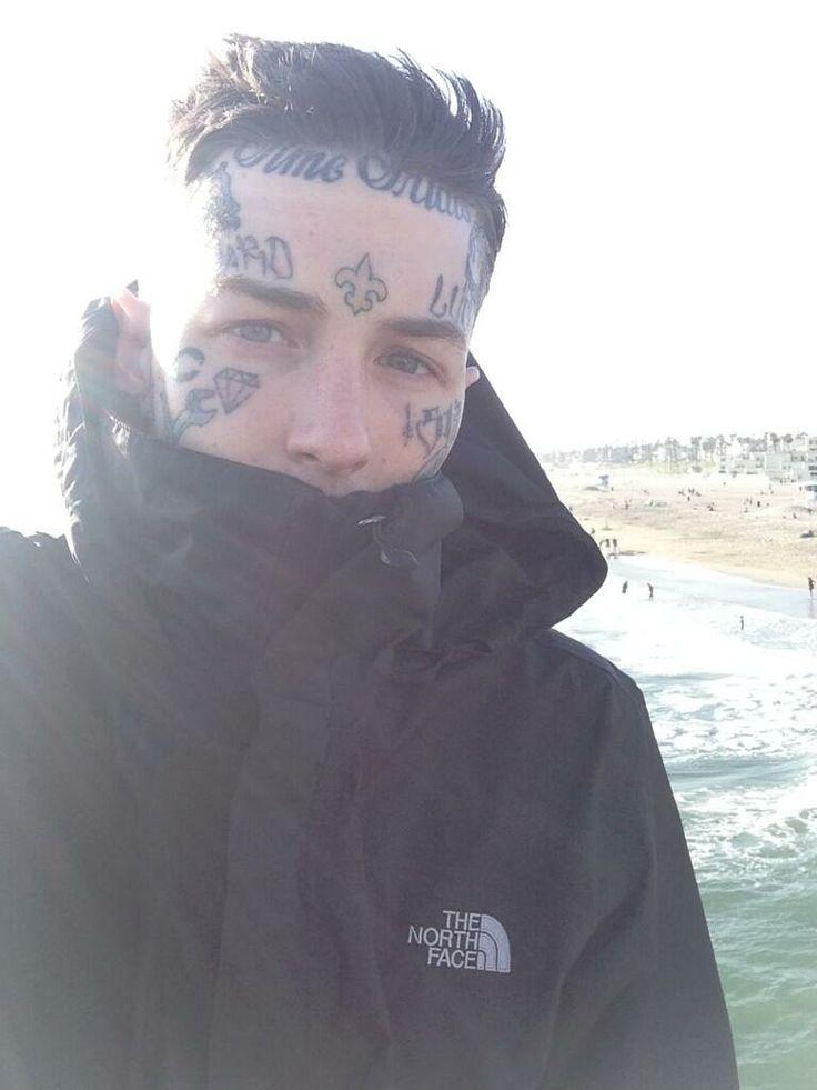 Crazy Face Tattoos Jpg