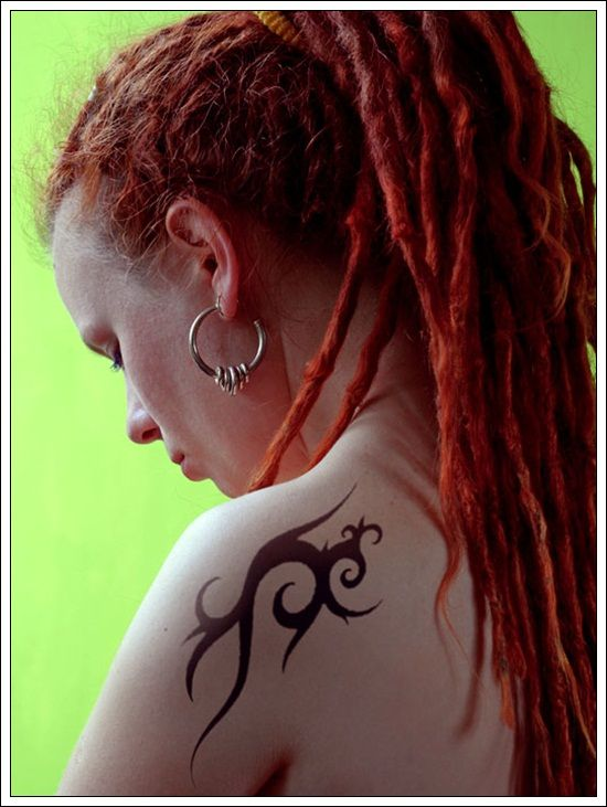 Tribal Tattoo For Girl Small Tribal Tattoomagz