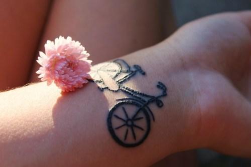 Flower Tattoos On Shoulder Tumblr