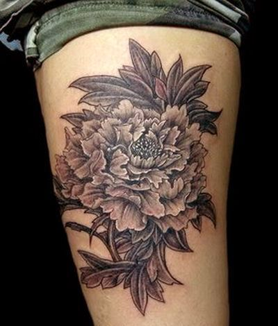 Black Lotus Flower Tattoo Tattoomagz