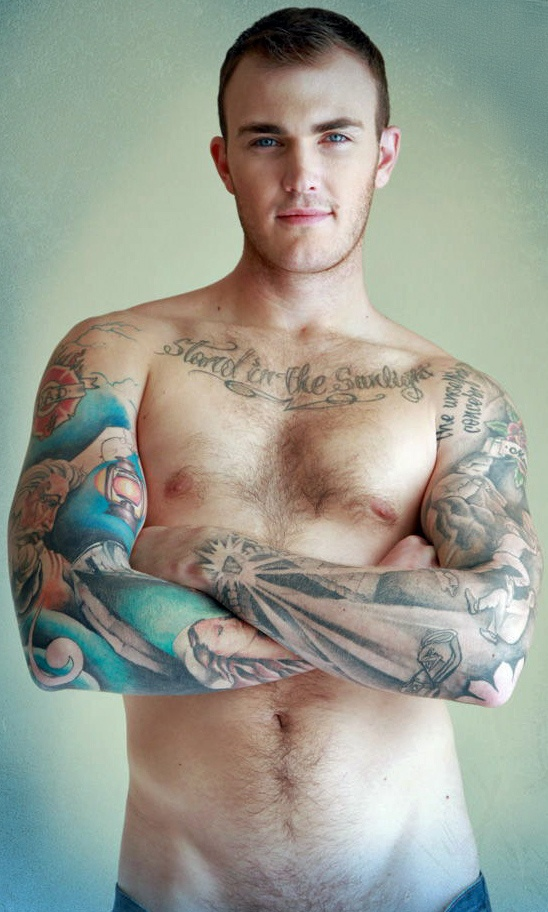 Great man hand wild tattoo tattoomagz for Tattoos for gay men
