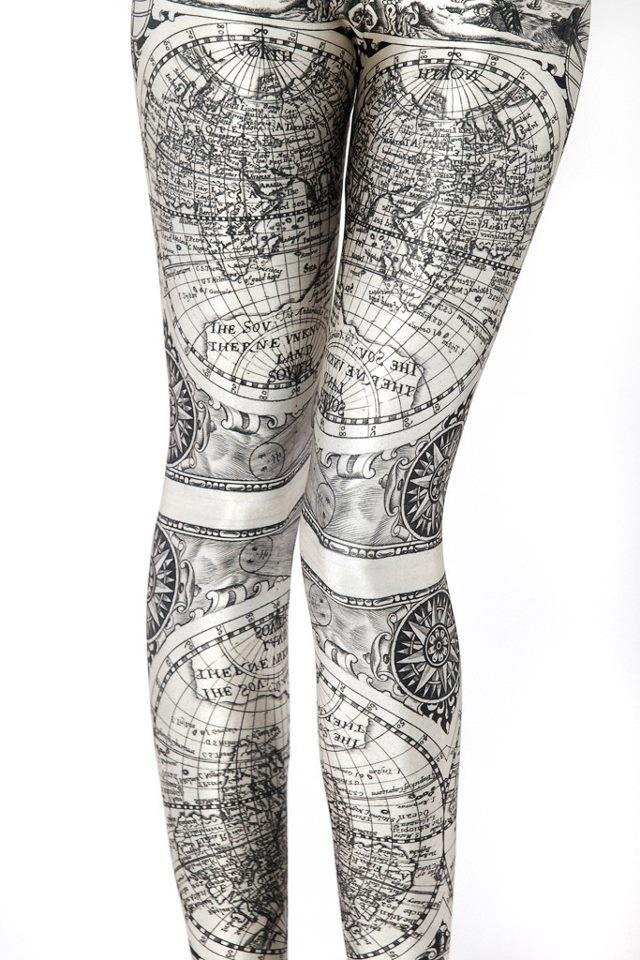 Adorable black map tattoo on legs tattoomagz gumiabroncs Image collections