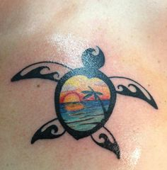 Sea Turtle Tattoo Tattoomagz