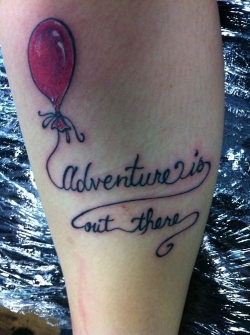 Disney movie quotes tattoos