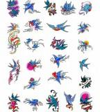 Blue Bird Tattoo Symbol