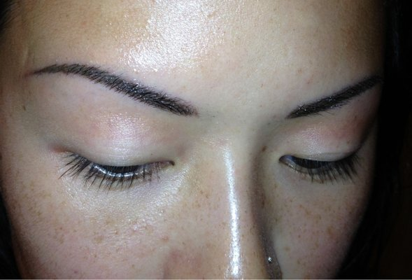Exotic 3d Eyebrow Tattoo Permanent For Women Tattoomagz
