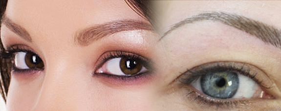 Beauty best brow boosters and 3d eyebrow tattoo tattoomagz for Powder eyebrow tattoo
