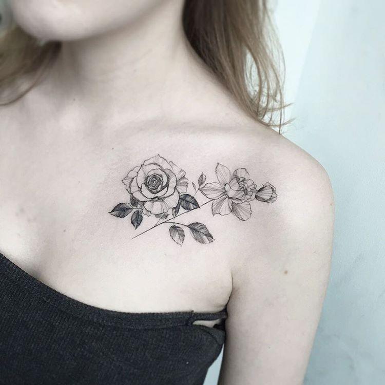 blackwork-rose-tattoo-by-tattooist_flower