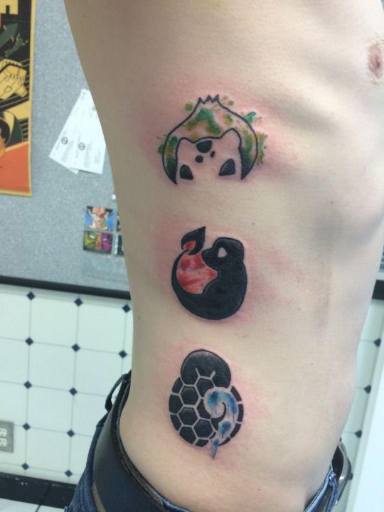 Ink Them All With These 60 Pokemon Tattoos Page 6 Of 6 Tattoomagz